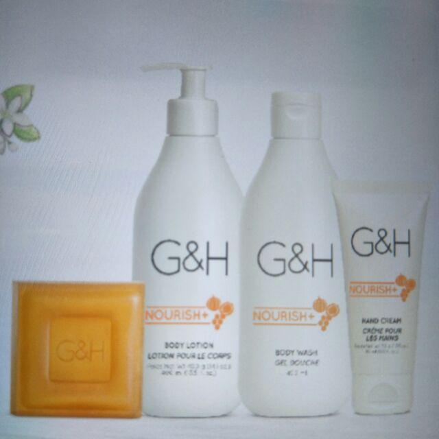 安麗 G&H 蜂蜜皂 蜂蜜護手霜 蜂蜜沐浴乳 蜂蜜身體乳