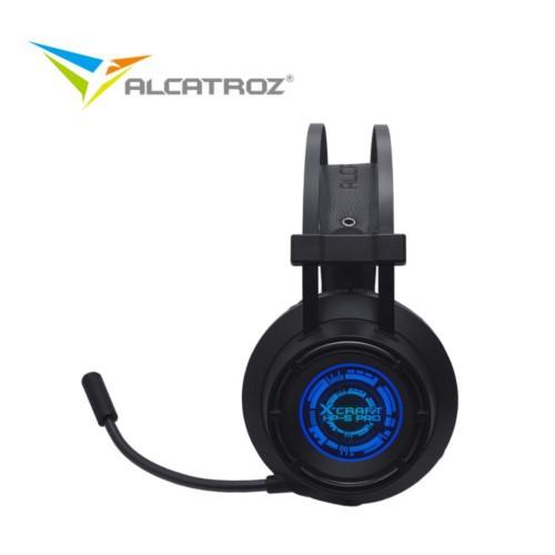 Alcatroz X-CRAFT HP5 Pro 星際幻彩HP 5 PRO 7.1電競耳機麥克風