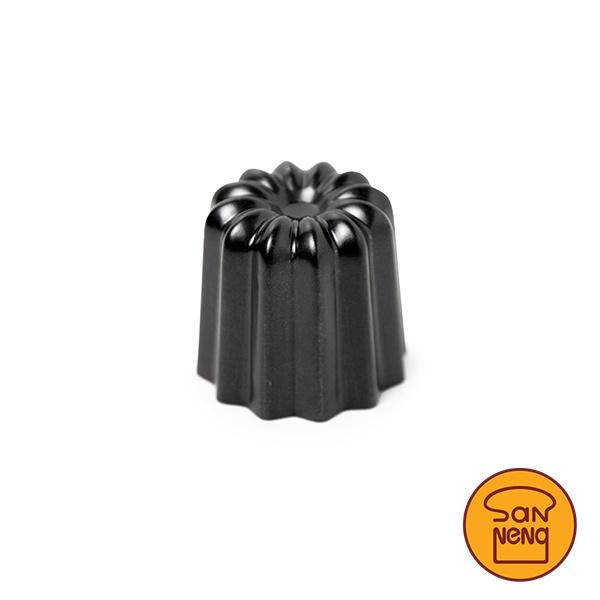 [現貨]三能卡娜蕾模(800系列不沾) SN6503 可麗露不沾模 法式可麗露烤模 可麗露模 卡娜蕾鍍鋁模