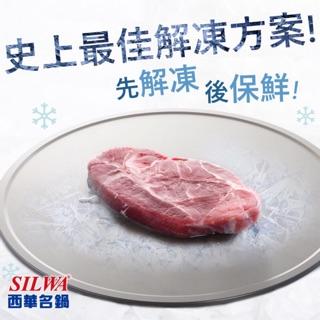 【思購易】公司貨 西華SILWA 節能冰霸極速解凍盤~保鮮解凍板 解凍盤 節能板 臺中市