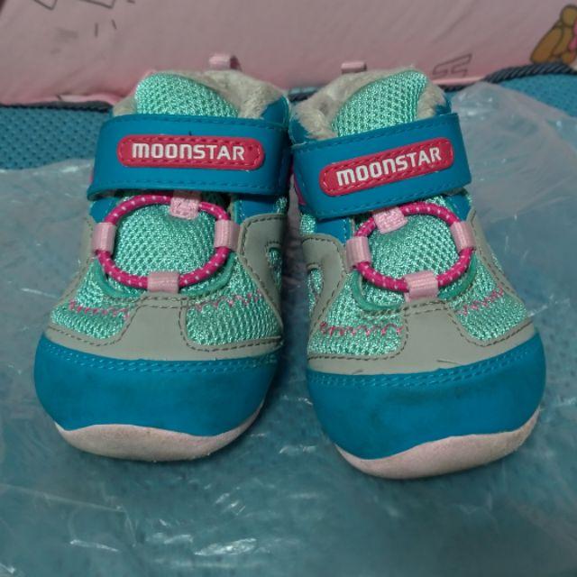二手鞋 moonstar  尺寸13公分