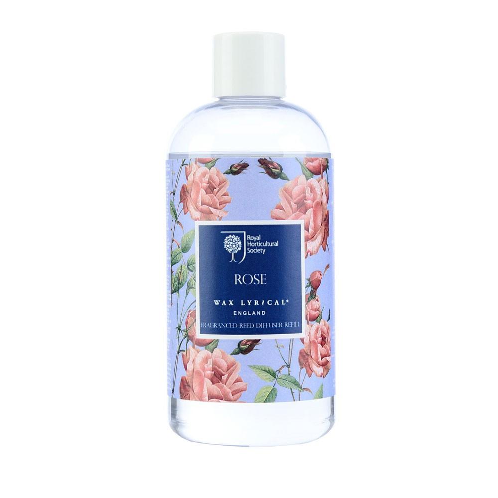【WAX LYRICAL】RHS系列-250ML擴香補充瓶-玫瑰