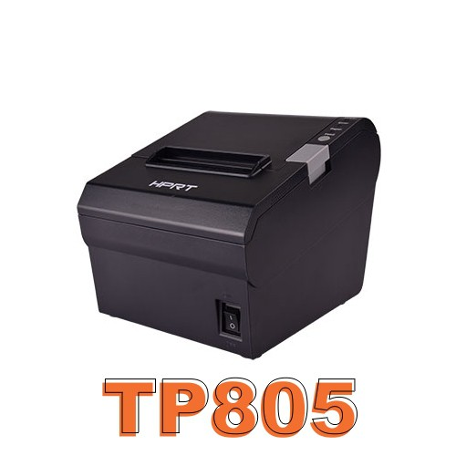 HPRT 漢印 熱感式印表機/廚房出單機/電子發票機/收據機 TP805 【USB+RS232+LAN】【雙裁刀設計】