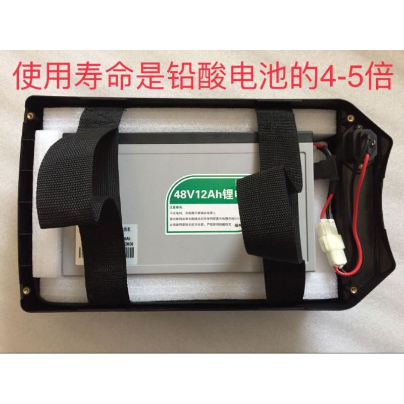 代購費 捷安特  133  莫曼頓 電動車鉛酸改鋰電池  電動力Z