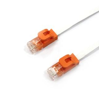 群加 Powersync CAT.6 1.45mm超薄網路線扁線1M~10M (C65B1FLW) 新北市