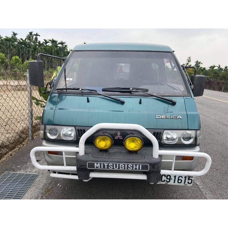 97 三菱4WD柴油得利卡 自排