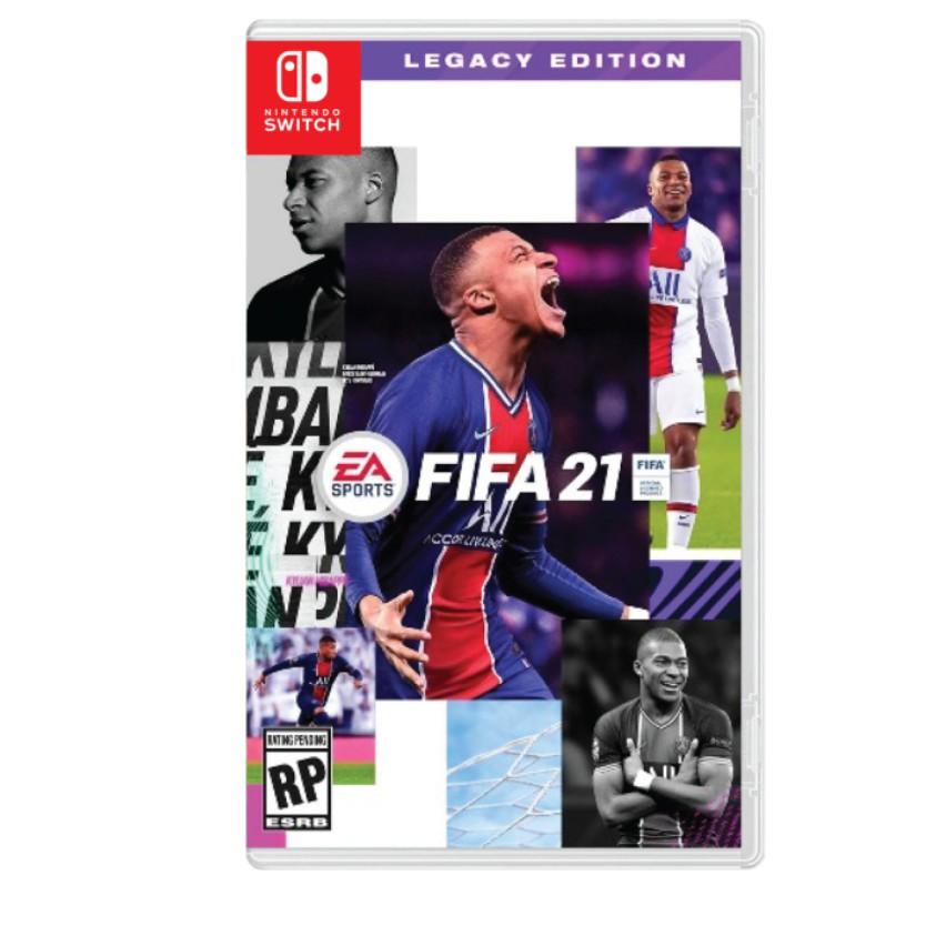 【就是要玩】現貨 NS Switch FIFA21 中文版 國際足球聯盟 國際足盟大賽2021 FIFA 21 大賽21
