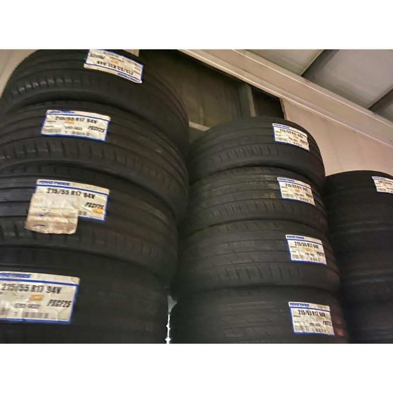 日本 東洋TOYO TIRES輪胎 特價優惠中...205/55 16.  215/55 17  235/60 18..