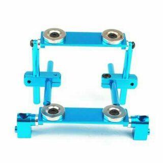 輕量化隱形車殼柱帶刻度含磁鐵,  適用 1/ 10 甩尾車,  房車 臺南市