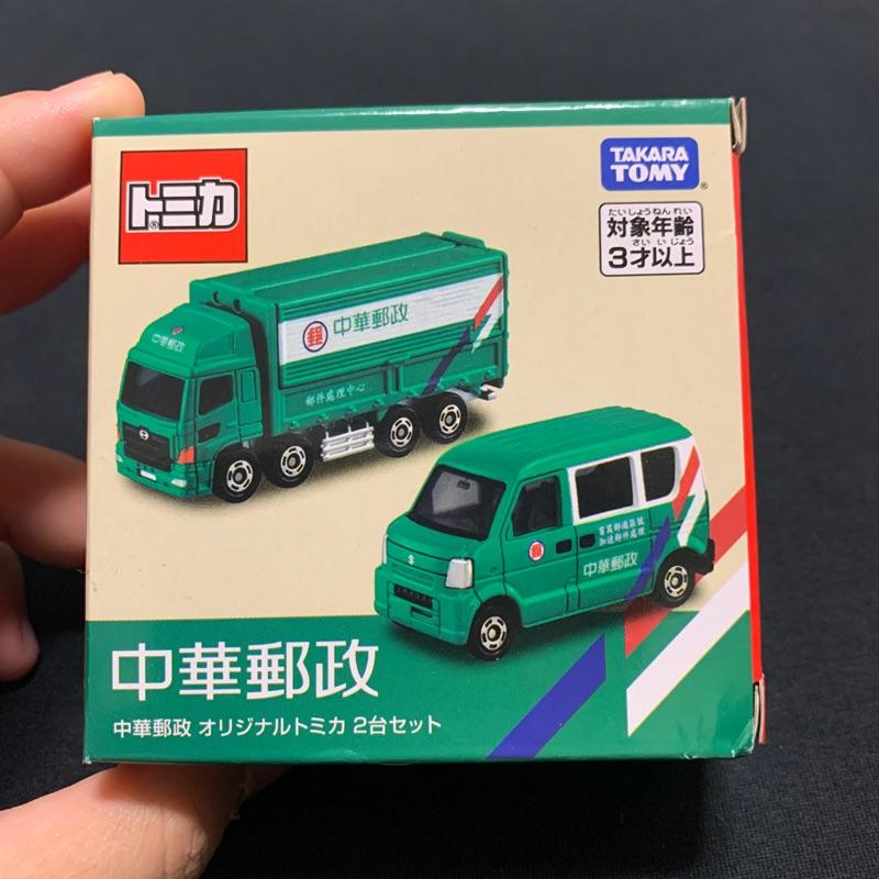 「現貨」TOMICA 中華郵政車 郵局車
