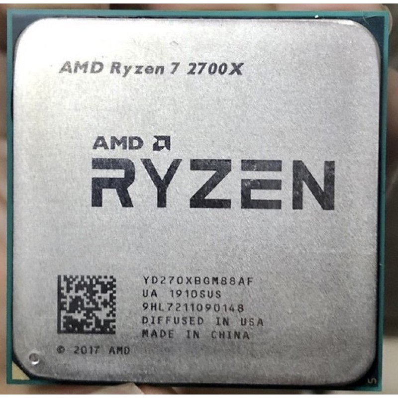 有貨喔 !✌ - AMD Ryzen7 2700X (R7-2700X)