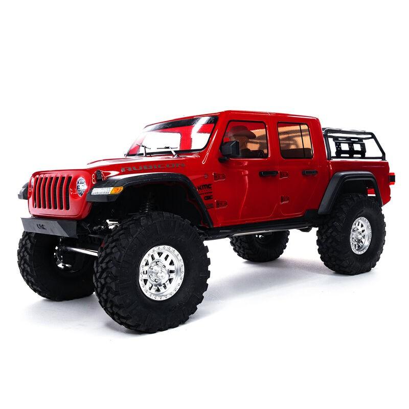 《鴻洋遙控模型》AXIAL 1/10 SCX10 III Jeep JT 遙控吉普攀岩車 RTR版 現貨供應!