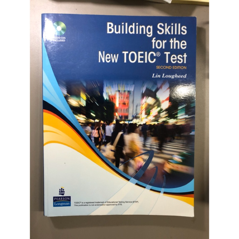 Building Skills for the New TOEIC Test