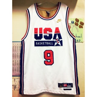 online store 6d980 e0de5 Michael Jordan Dream Team USA Jersey,Youth Large