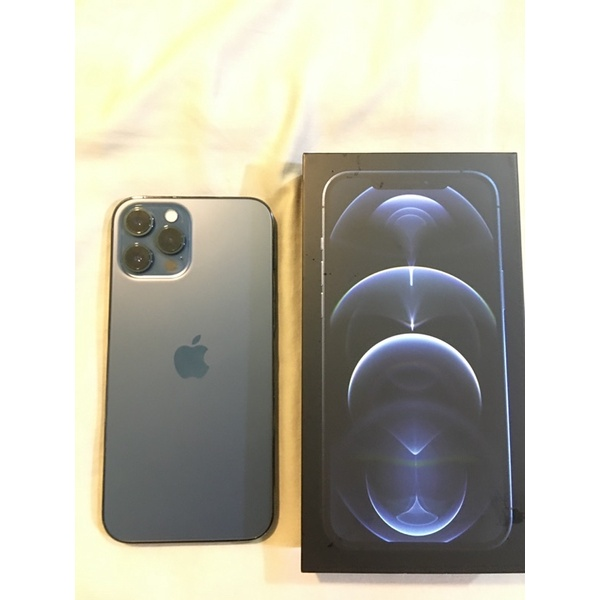 iphone12 Promax 128G 太空藍 二手