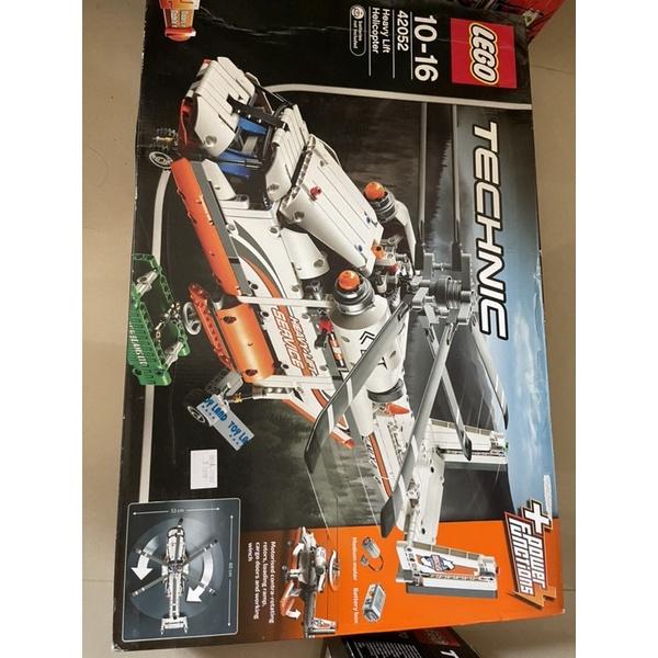 Lego TECHNIC系列 42052