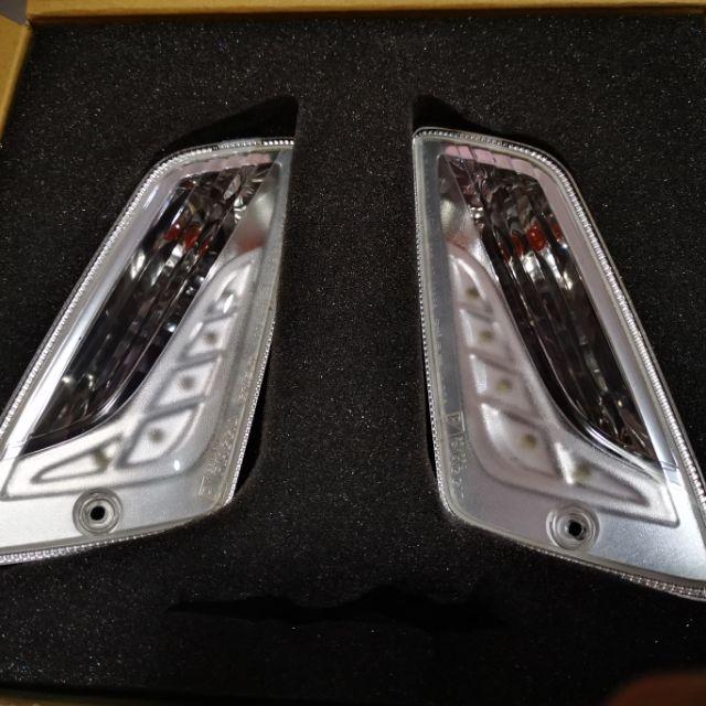 Vespa 偉士牌 GTS / GTV 300 原廠 LED 日行燈 方向燈