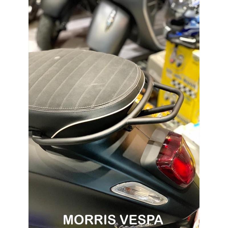 [ Morris Vespa ] 小鴨尾 後扶手 賽車扶手 春天 衝刺 可裝保桿