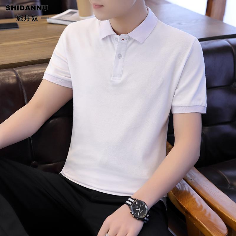 男士POLO衫 M-4XL 素色 簡約 上衣 9色入 男生衣著