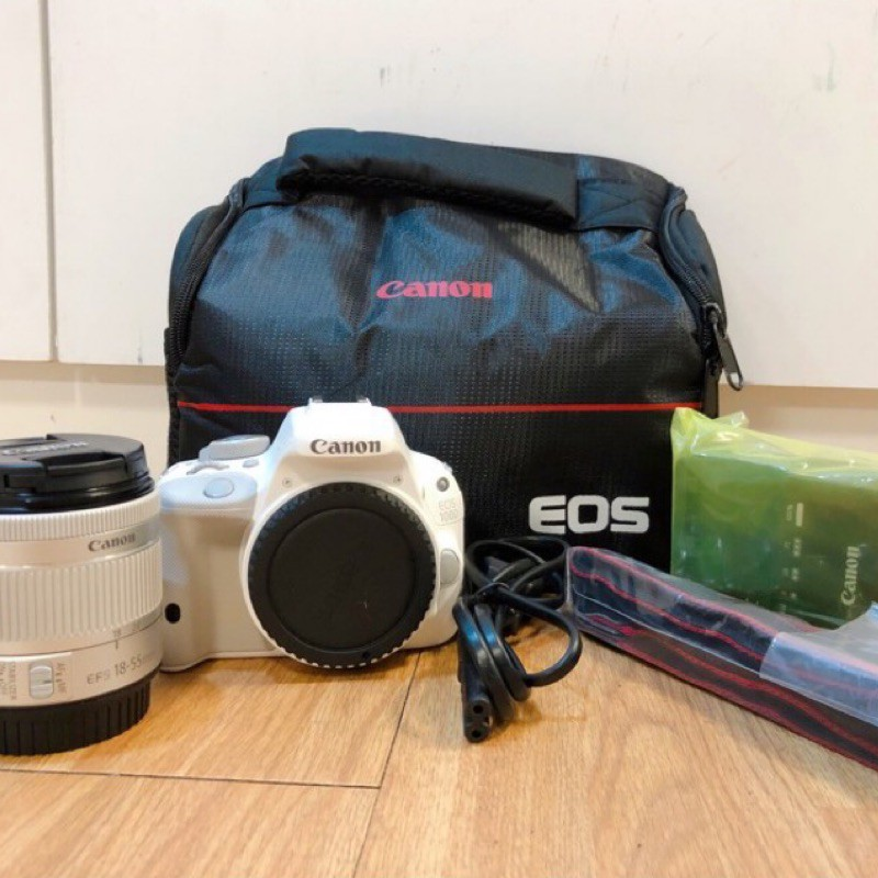 (新手超推)Canon 100D 一代 二手99成新相機(600D650D700D)