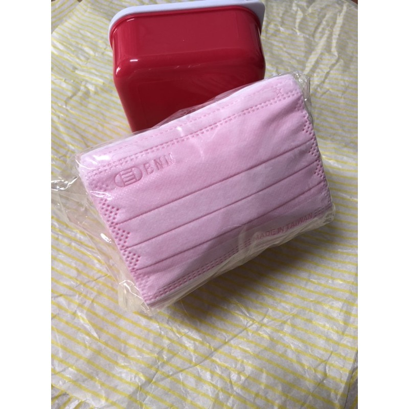 ✨無鼻壓條 出清✨[BNN]平面三層不織布口罩50入(幼童)