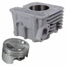 TTMRC 汽缸組 58.5mm汽缸 VJR 125 MANY 魅力 光陽 KYMCO 改裝 改缸 引擎 動力 58半