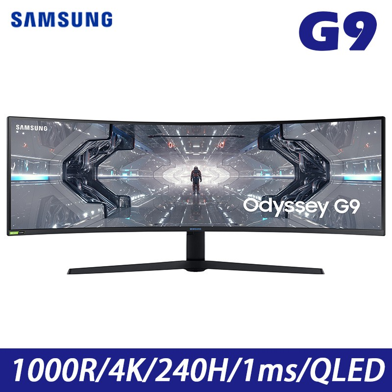 SAMSUNG三星 奧德賽Odyssey G9 C49G95TSSC 電競螢幕 宇星科技