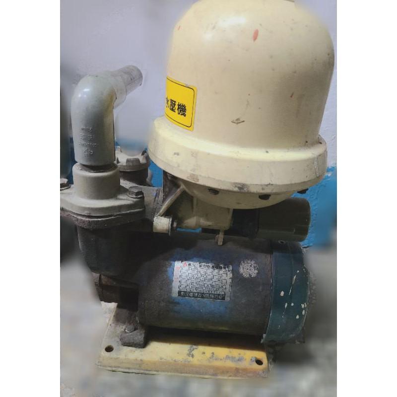 大井 水壓機 東元 單相感應 電動機 加壓馬達 抽水馬達 泵浦 零件機
