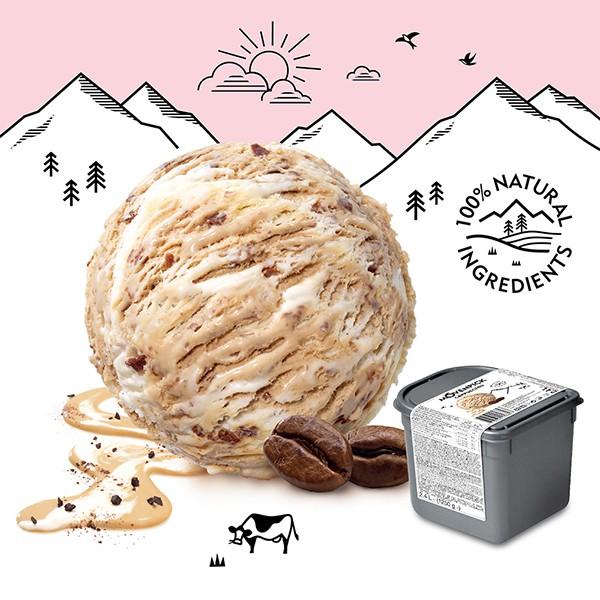 Movenpick 莫凡彼冰淇淋 卡布奇諾2.4L家庭號