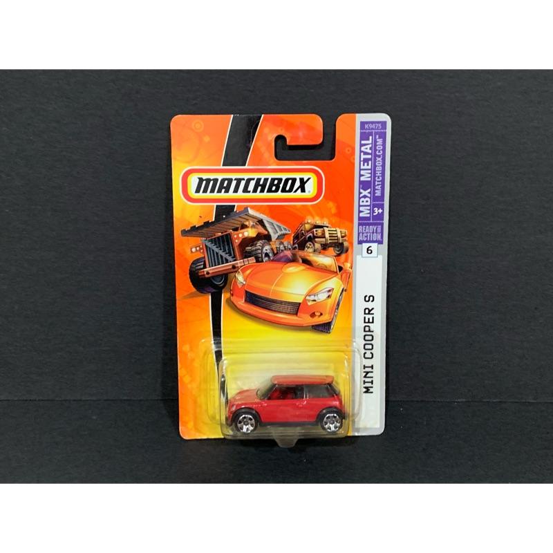 Boss 拍賣 Matchbox 1/64 Mini Cooper S
