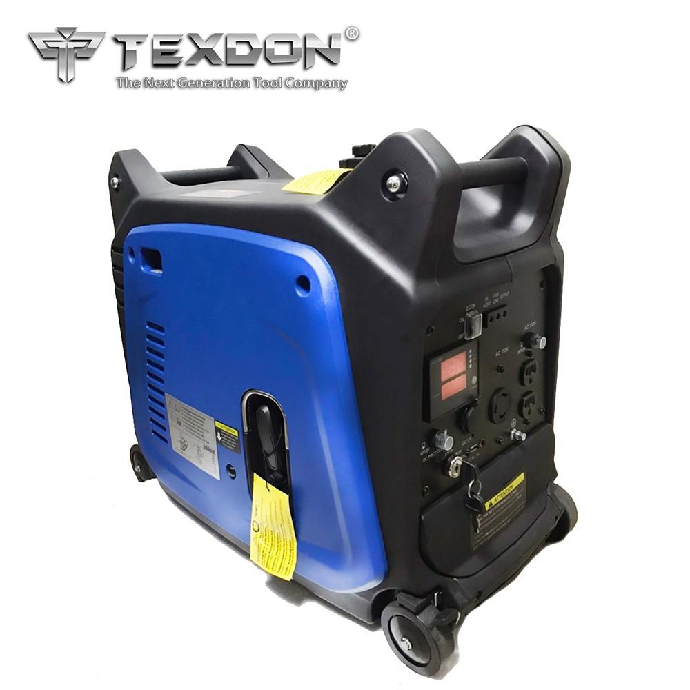 [預購] 得世噸TEXDON GS3500iE 四行程 靜音發電機 露營發電機 帶 USB充電 可遠端遙控