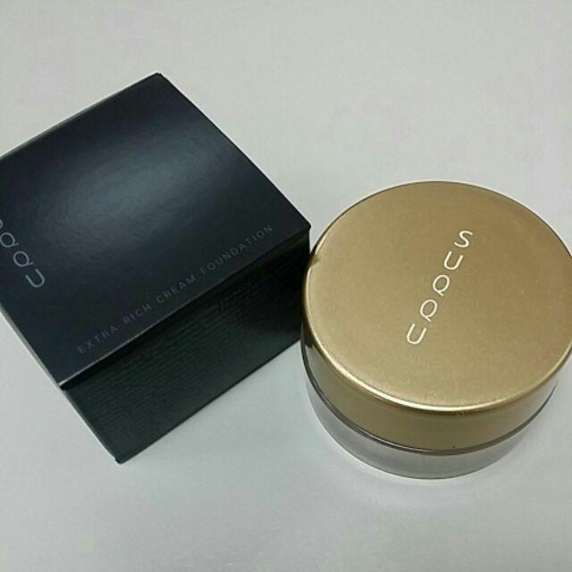 SUQQU 晶采極潤粉霜 7g SPF30‧PA++ 盒裝精巧瓶 有中文標 (色號102)