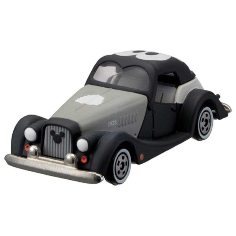 全新正版 麗嬰國際代理 TOMICA 多美小汽車 迪士尼 米奇蒸氣船 老爺車 黑白復刻版