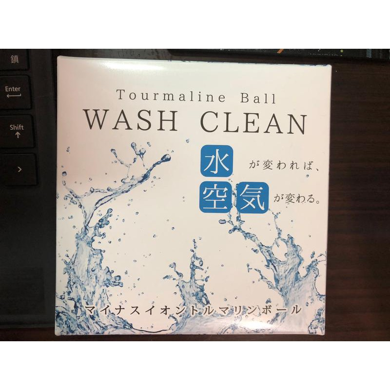 日本免稅店帶回~~Wash Clean 水空氣