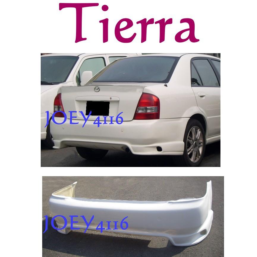 FORD 99 TIERRA ACTIVA  B型後保桿套件