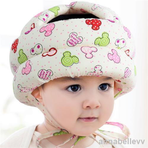 ✧❖嬰幼兒頭盔1-3歲兒童防t護寶寶安全帽子小孩護頭小朋友小號輕便式