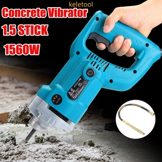 混凝土振動器 去除氣泡 電動水泥土攪拌機,3/ 4馬力 每分鐘5000瓦