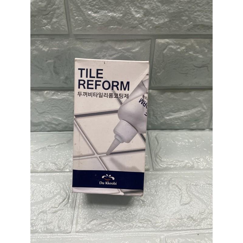 LKB Tile Reform 磁磚美縫劑 (出清商品)