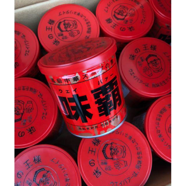 💖本月特賣💖 日本進口 味霸250g 500g 1000g 新口味藍罐 海鮮👑連妃嚴選👑