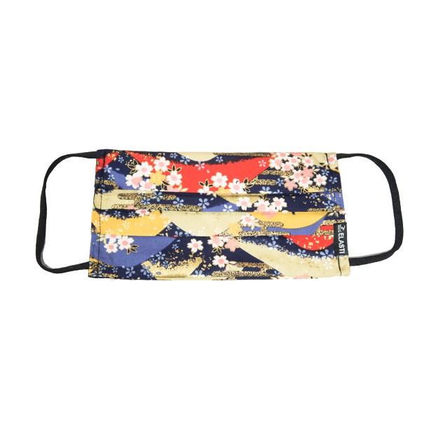 Elasti日式和風口罩-山城下町(買口罩送10片拋棄式濾片)