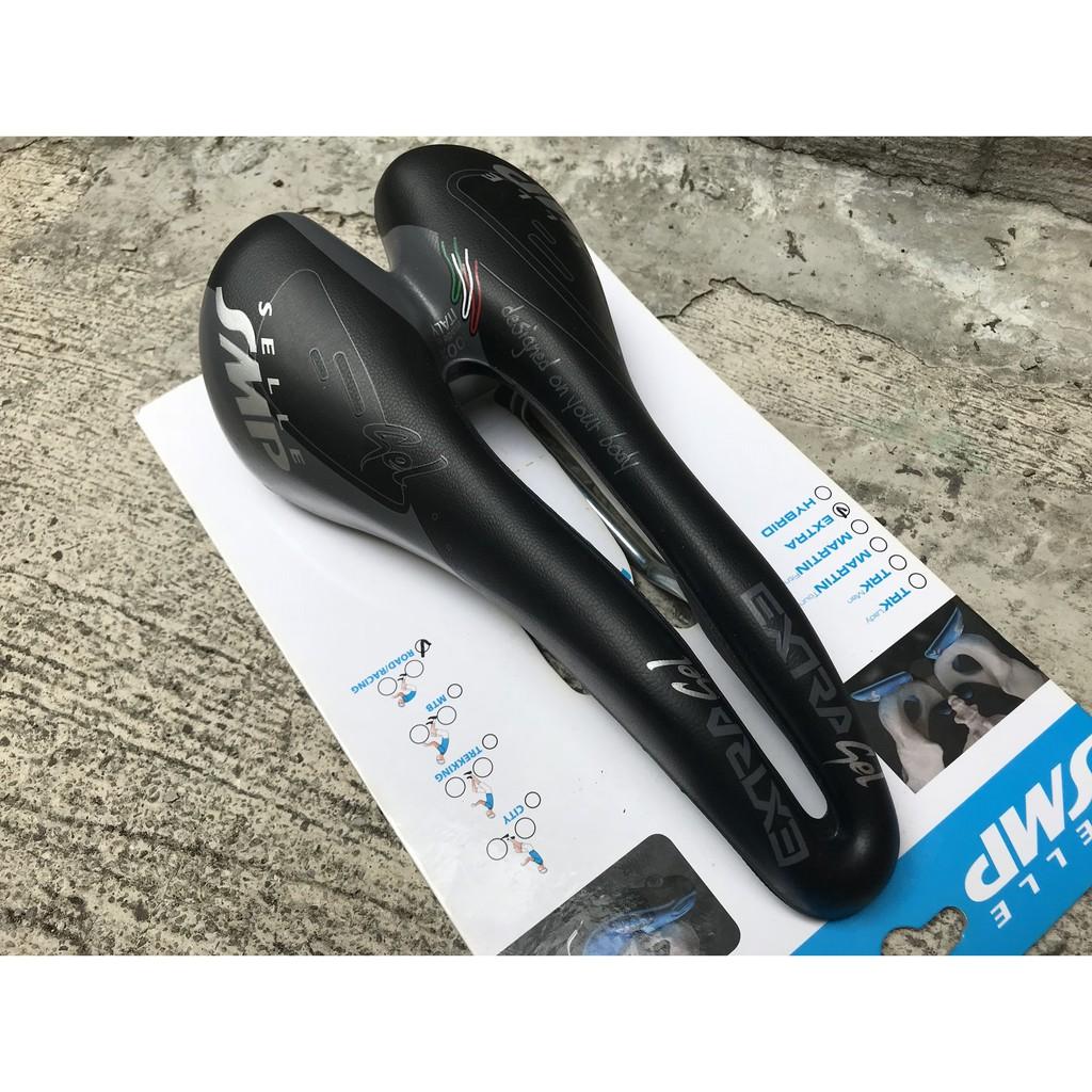 【速度公園】 義大利 SELLE SMP EXTRA GEL 矽膠坐墊 凝膠系列 減壓坐墊 (公司貨) 環島座墊