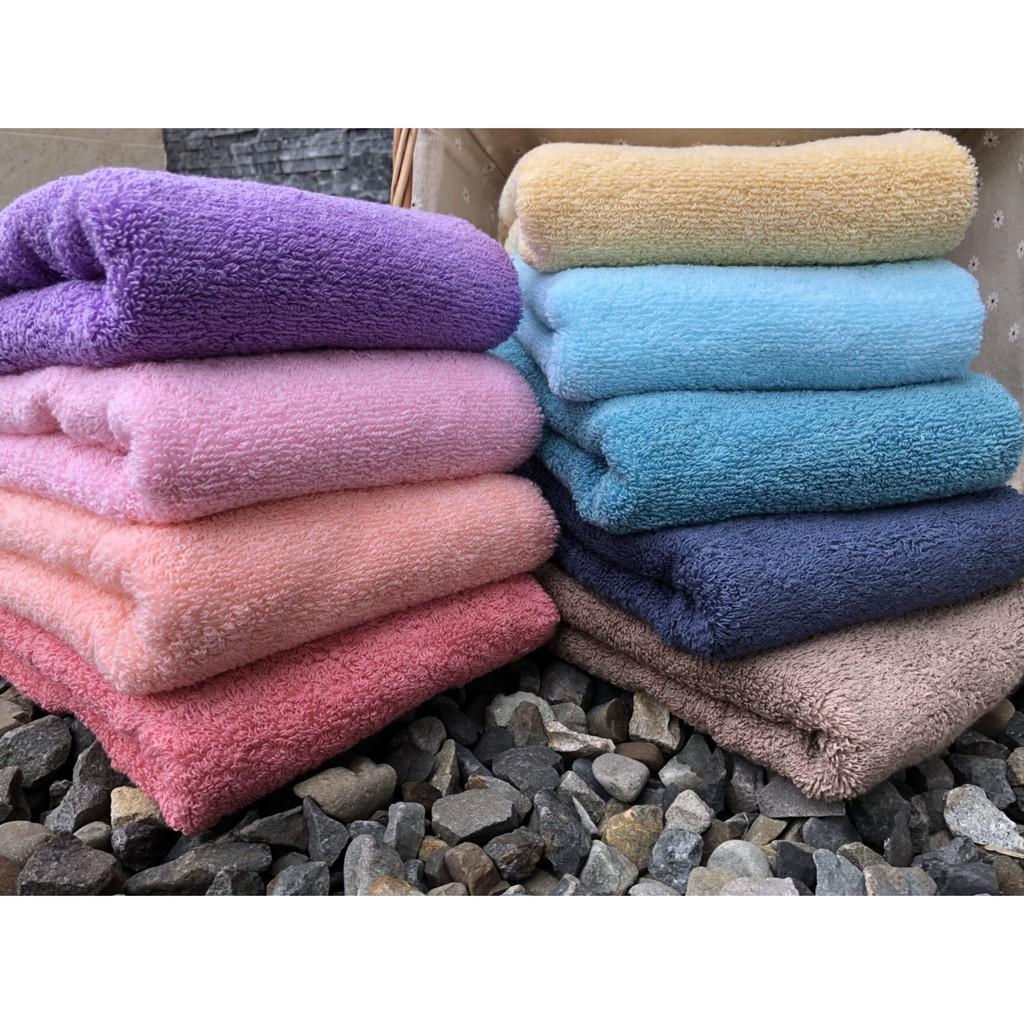 ((偉榮毛巾))100%純棉~素色枕巾/小浴巾,加大毛巾,好柔軟舒服呢 純棉浴巾 飯店浴巾 吸水浴巾 大浴巾 台灣製