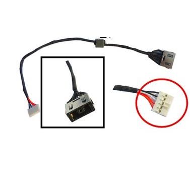 聯想G50-30 45 G50-70m G50-80電源介面接口線 DC充電口電源介面接口頭