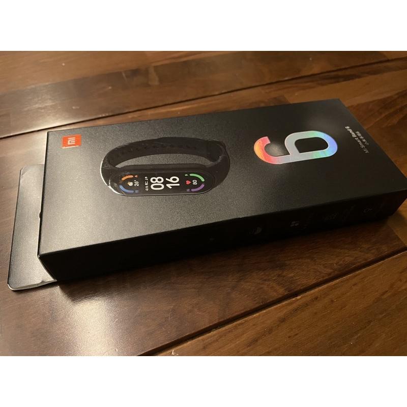 (全新現貨)小米手環6/米6/血氧檢測/智能手環/運動手環/磁吸充電