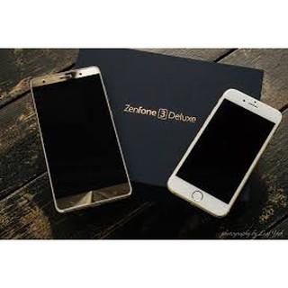 ASUS +  Zenfone3 Deluxe5.7吋 ZS570KL 9H 鋼化玻璃 保護貼 華碩 *