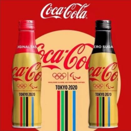 日本可口可樂 2020東京奧運紀念版 原味 ZERO 碳酸飲料 限定版 東京可樂 東京奧運會 紀念收藏版 鋁罐瓶裝