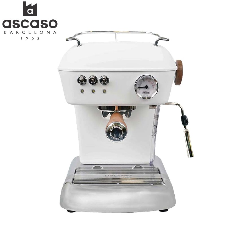 ascaso 義式半自動玩家型咖啡機(三色可選)