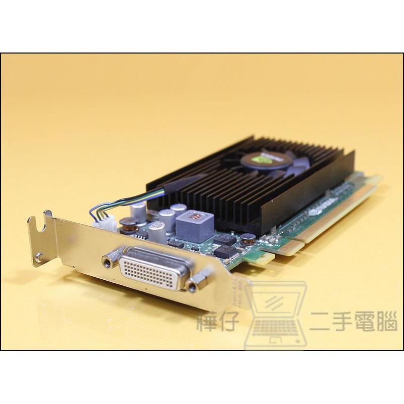 現貨【樺仔二手電腦】NVIDIA Quadro NVS315 1G DDR3 專業工作站繪圖顯卡 NVS 315