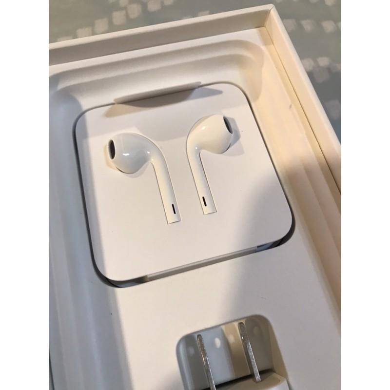 Apple iPhone 有線耳機 lightning 原廠全新
