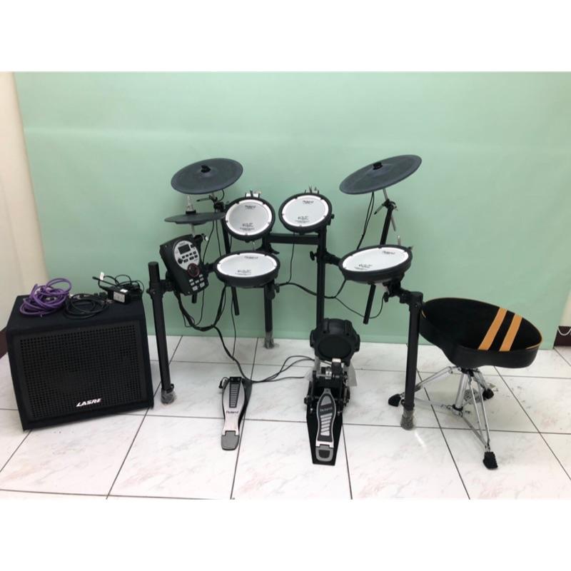 ROLAND TD-11KV 電子鼓組加LASRE音箱 (二手)